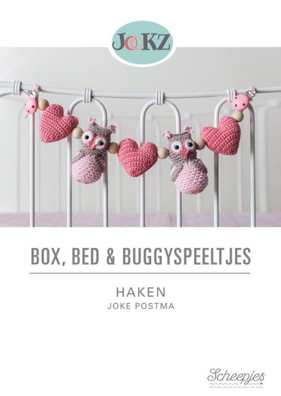 Bolcom Box Bed En Buggyspeeltjes Haken Joke Postma