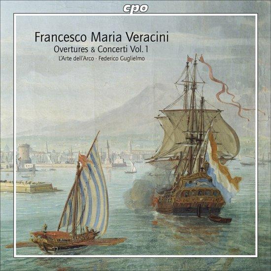 Violin Concerto & Overtures Vol.1