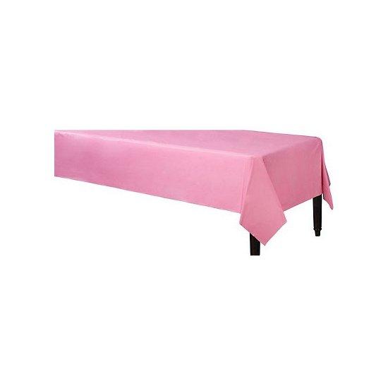 Tafelkleed - Roze - 140 x 240 cm