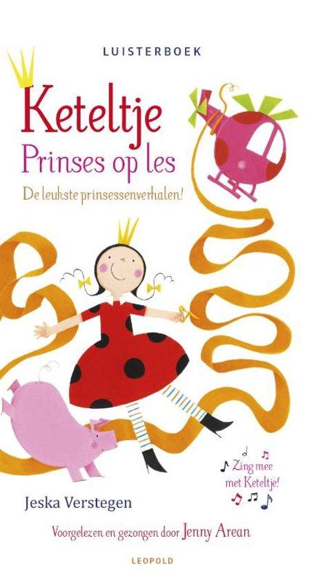 Keteltje - Prinses op les [1CD]