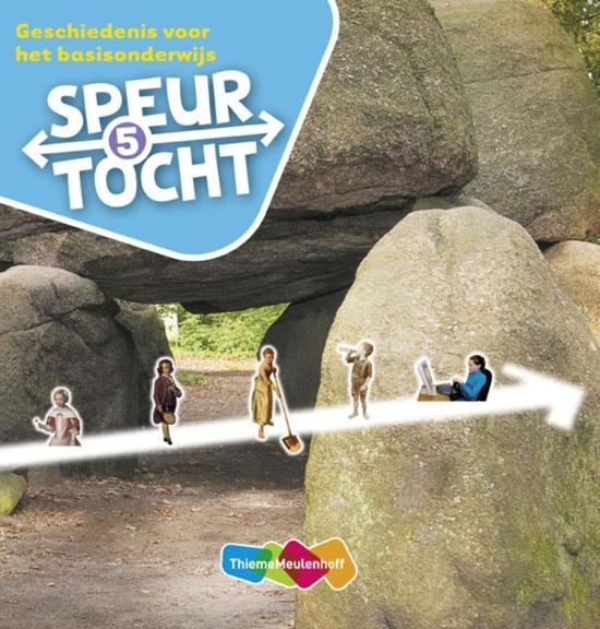 Boek cover Speurtocht 2e druk Leerboek groep 5 van Bep Braam (Hardcover)