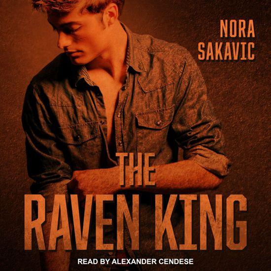 Boek cover The Raven King van Nora Sakavic (Onbekend)