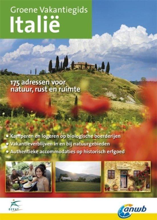 Italië. Groene vakantiegids