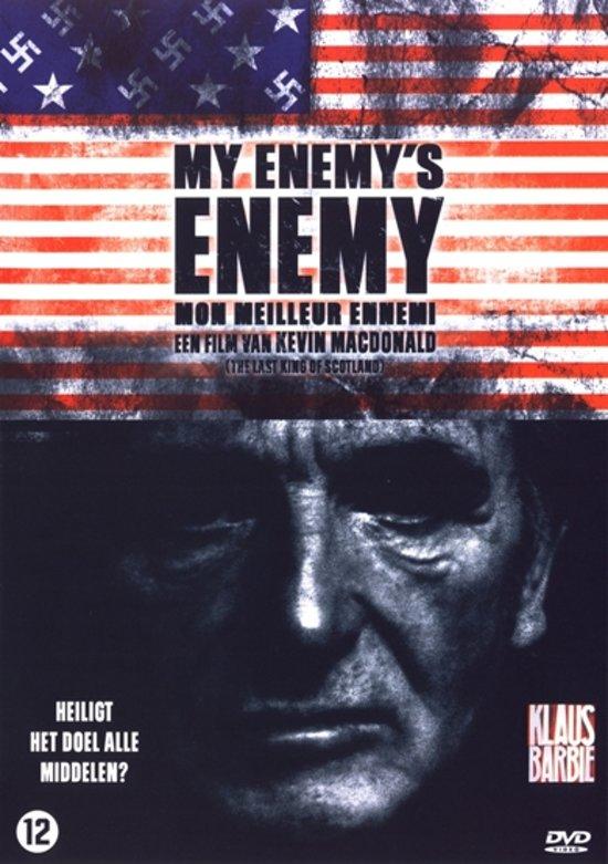 Bolcom My Enemys Enemy Dvd Dvds
