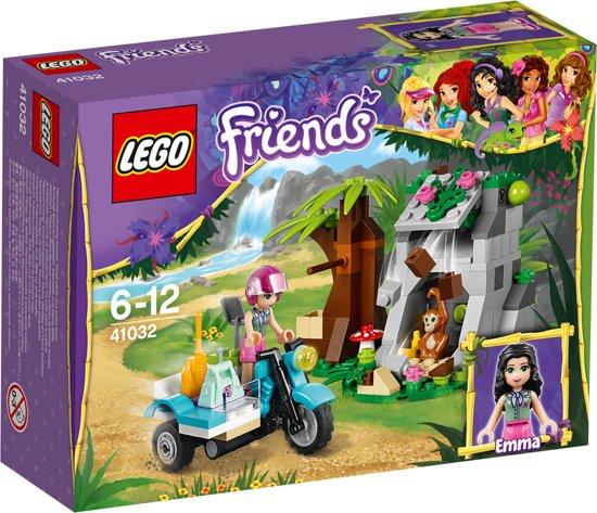 Bolcom Lego Friends Eerste Hulp Junglebike 41032 Lego Speelgoed