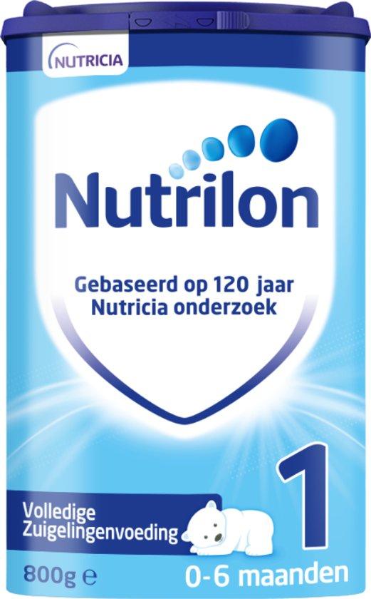 Nutrilon Standaard 1 Zuigelingenvoeding - 800 gram.