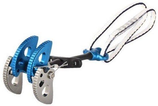 DMM Demon Cam met enkel en dubbel te gebruiken dyneema sling #3.5