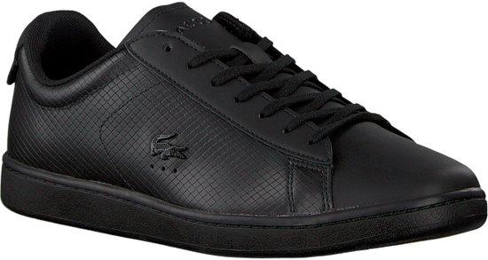 Heren Zwart 40 Sneakers Maat Evo 318 Lacoste Carnaby BfHdqBw