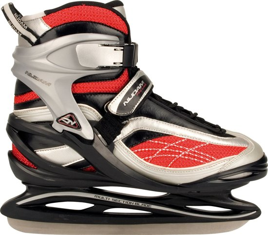 goede pasvorm beroemd merk dichterbij Nijdam 3380 IJshockeyschaats Pro-Line - Semi-Softboot - Zwart - Maat 40