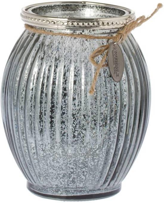 Riverdale sfeerlicht York grijs 14cm