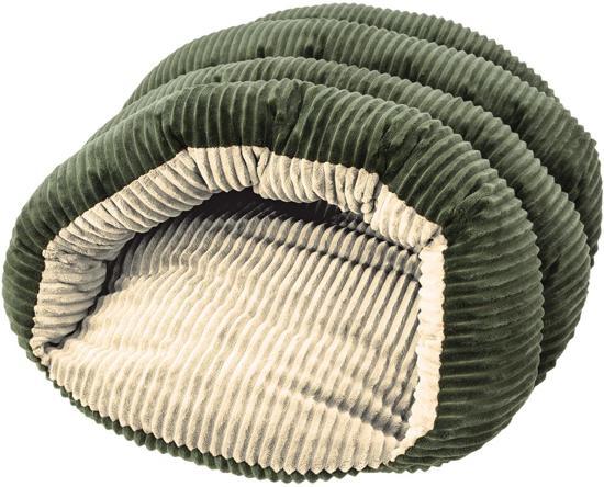 Knuffelgrot groen (Cudoroy) 40x40x28
