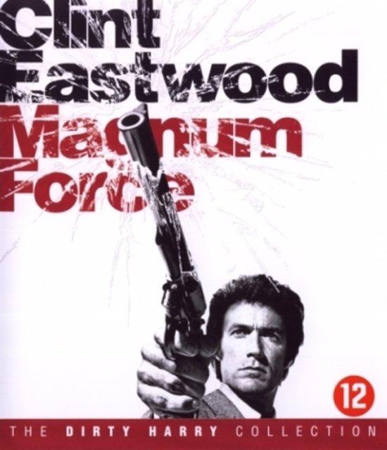 Cover van de film 'Dirty Harry - Magnum Force'