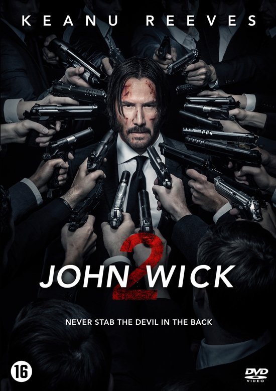 bol com | John Wick 2 (Dvd), Common | Dvd's