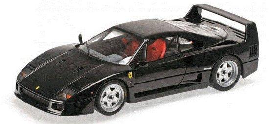 Ferrari F40 Resin 1:18 Kyosho Zwart PHR1802BK