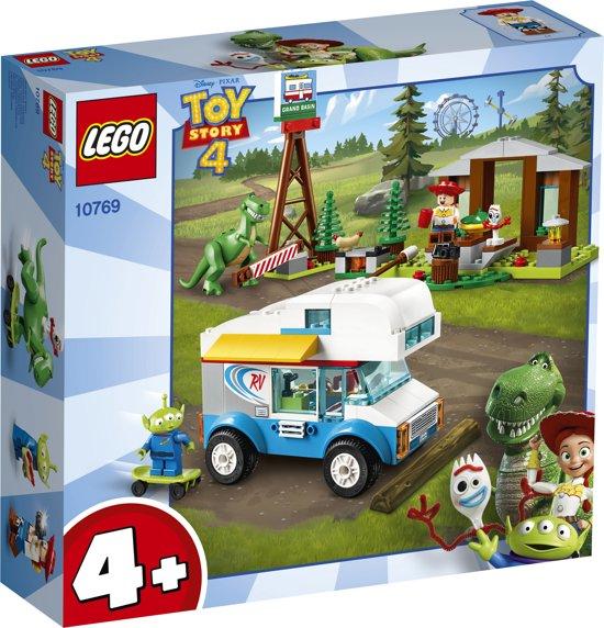 Afbeelding van LEGO 4+ Toy Story 4 Campervakantie - 10769 speelgoed