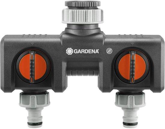 GARDENA 2-weg waterverdeler