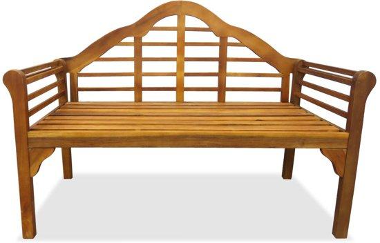 vidaXL Tuinbank 135 cm massief acaciahout