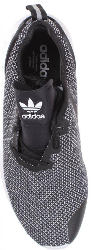 Adidas Sneakers Zx Flux Adv Asym Heren Zwartwit Maat 36 23
