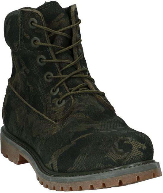 Met Veter Kaki Timberland Premium Boots 6 Inch l31KJcFT