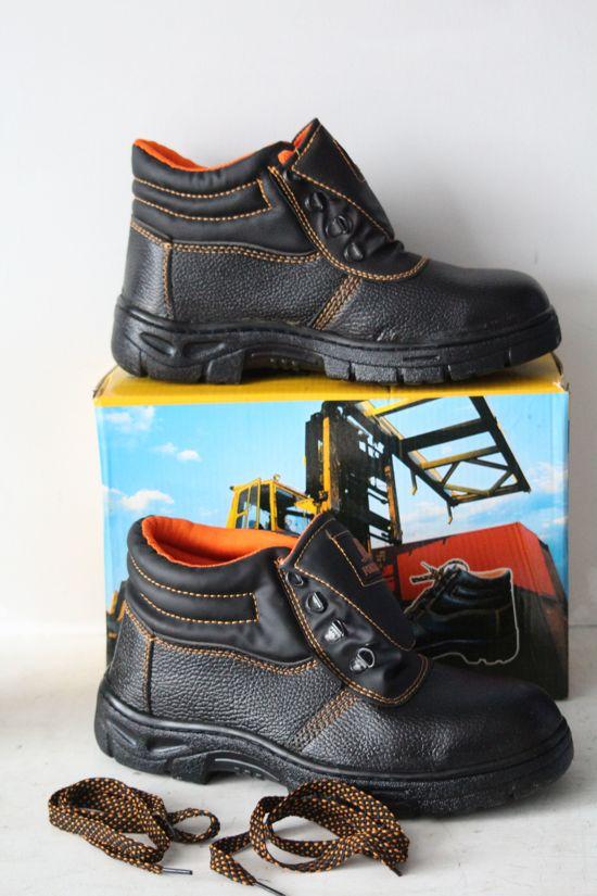 Werkschoenen Met Stalen Neus.Bol Com Forklift Werkschoenen Met Stalen Neus Maat 46