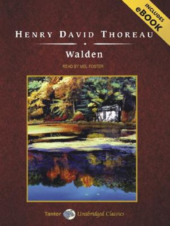 henry david thoreau nature writing award