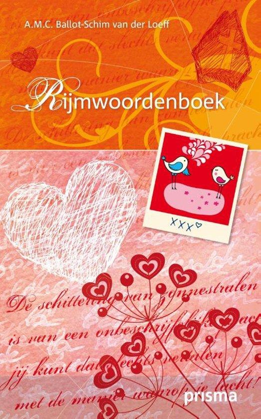 Prisma Rijmwoordenboek