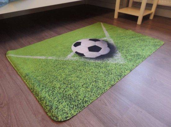 Verrassend bol.com | Vloerkleed jongens voetbal 80x120 FX-03
