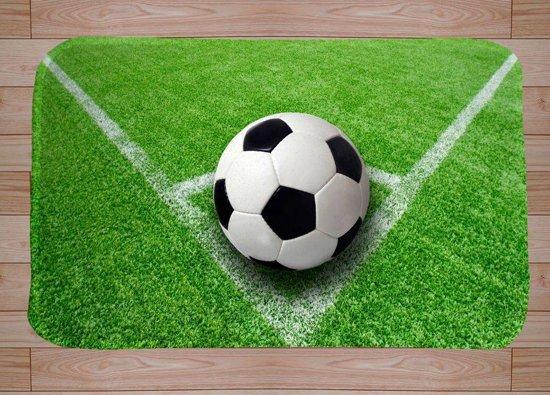 Spiksplinternieuw bol.com | Vloerkleed jongens voetbal 80x120 WY-33