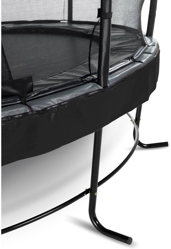 EXIT Elegant Premium Trampoline à 305 cm met Deluxe Veiligheidsnet