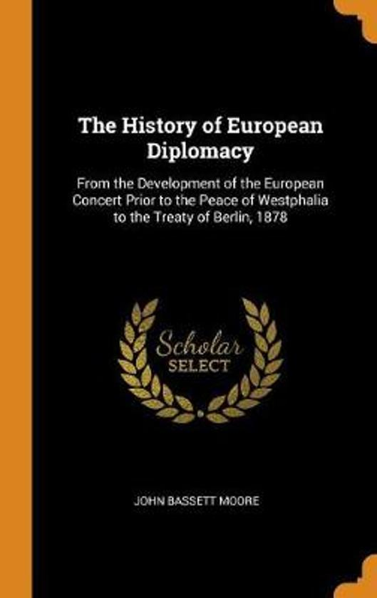The History of European Diplomacy