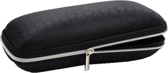 dce21006f52ee3 Fako Bijoux® - Brillenkoker - EVA - Met Rits - Nylon - Zwart