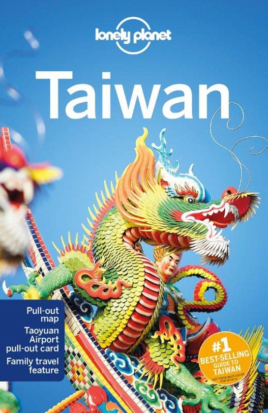 Lonely Planet reisgids Taiwan