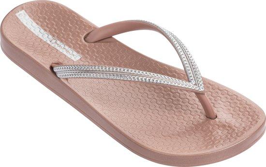 Ipanema Anatomic Mesh Unisex Slippers - Pink/Silver - Maat 41/42