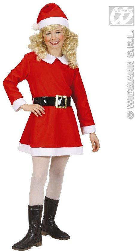 kerstvrouw pakje