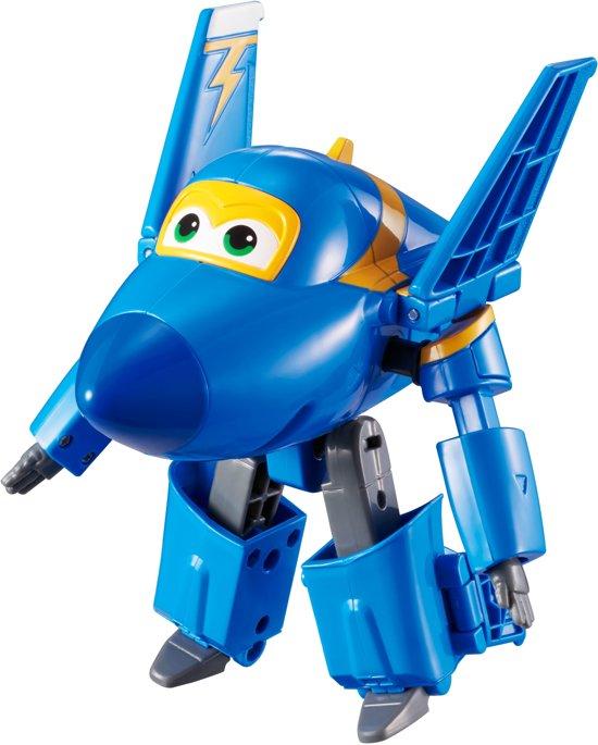 Super Wings  Transforming! Jerome -Speelfiguur