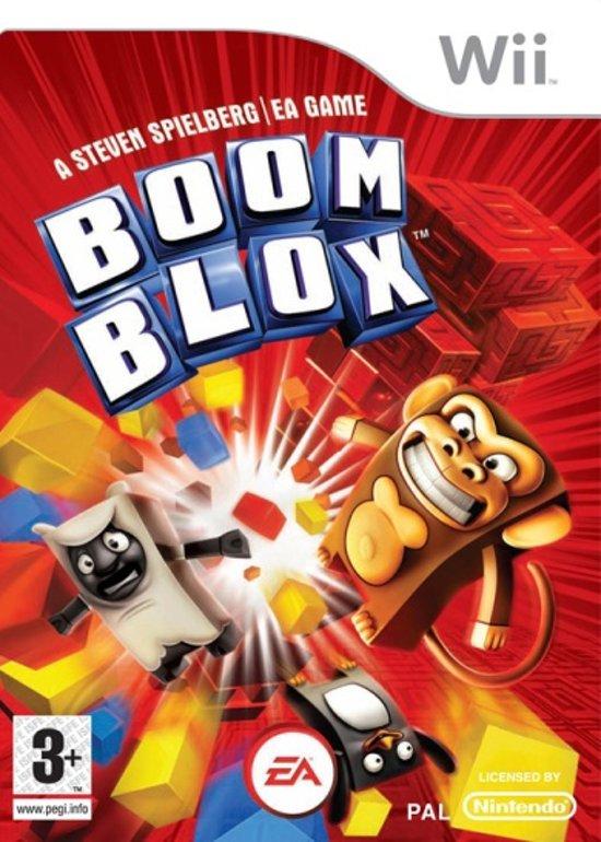 Electronic Arts Boom Blox, Wii
