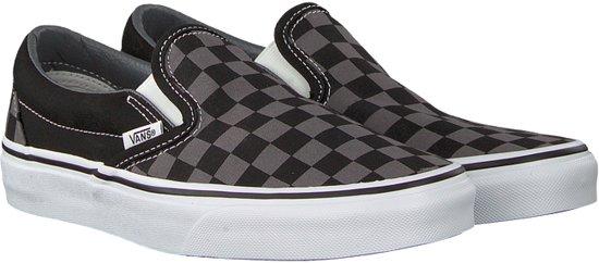 Maat Sneakers On Classic 5 Dames Zwart Vans Slip Wmn 42 vPSSp