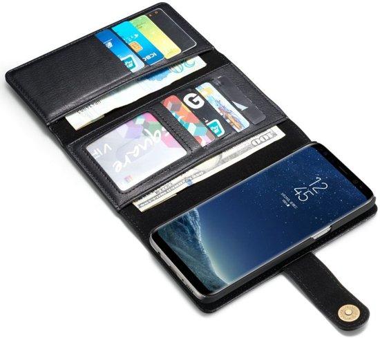 30ba2b704d2 bol.com | Samsung Galaxy S8 Plus Echt Leren Jumbo Portemonnee Hoesje ...
