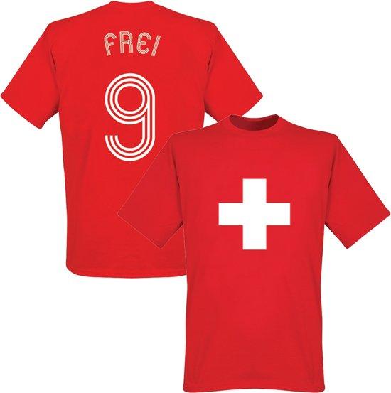 Zwitserland Frei T-Shirt - M