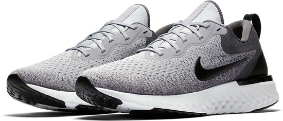 Nike Odyssey React  Sportschoenen - Maat 43 - Mannen - grijs/donker grijs/zwart
