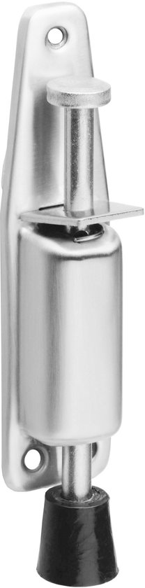 Intersteel deurvastzetter - 180 mm - RVS geborsteld - 0035.444000