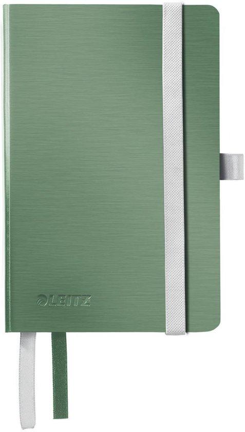 Leitz Notitieboek Style - A6 - Gelijnd - Soepele gebonden kaft - Zeegroen