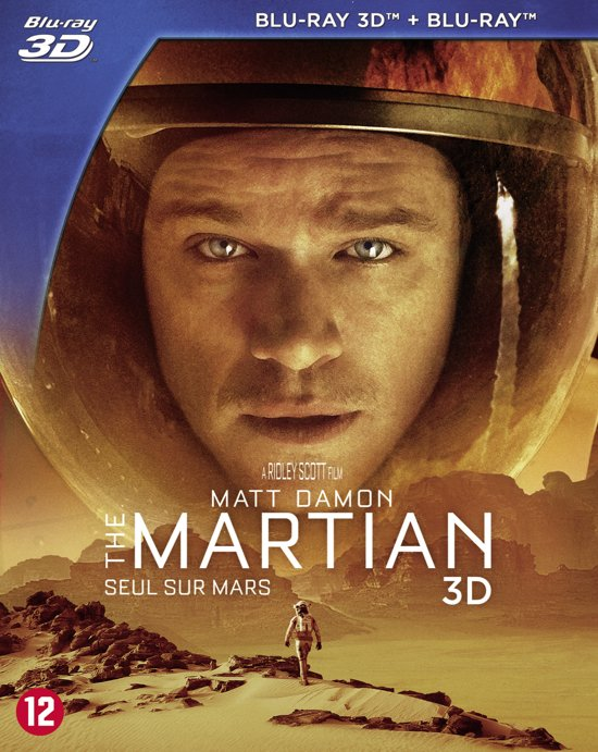 The Martian (3D Blu-ray)