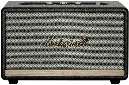 Marshall Acton II - Draadloze Speaker - Zwart