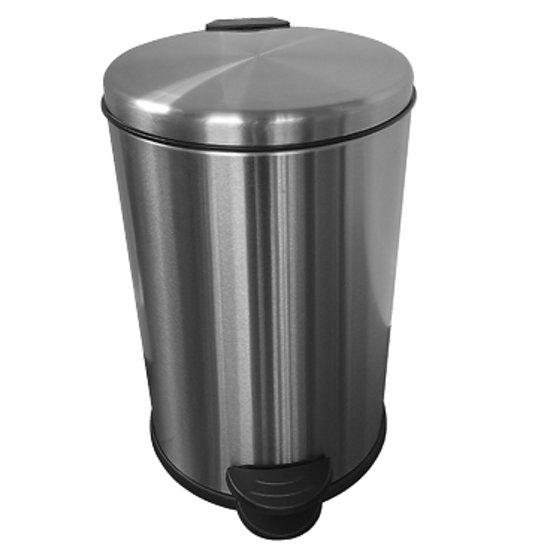 Easybin Pedaalemmer Rvs 30 Liter Met Binnenemmer.Bol Com Easybin Pedaal Premium Pedaalemmer 20 L