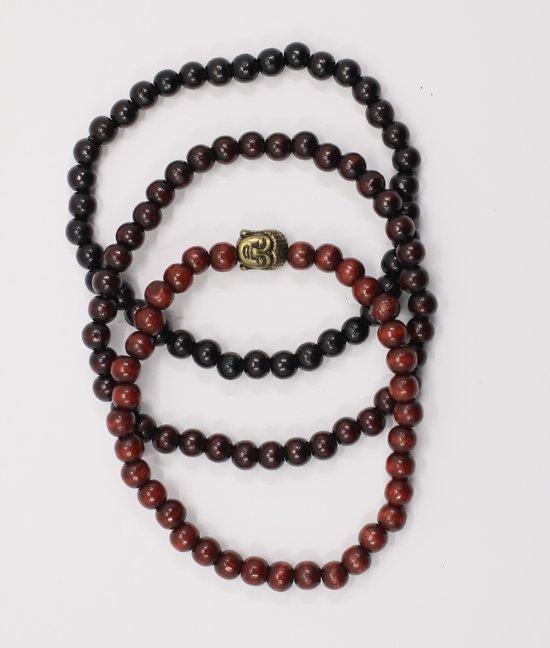 Zeer bol.com | Kralen armband heren @HM13