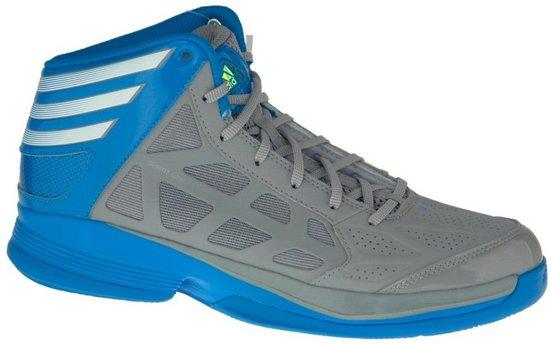 premium selection b06fb 9800a Adidas Crazy Shadow G56458, Heren, grijs, Basketbalschoenen maat 42 EU