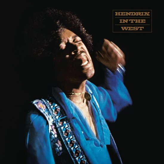 Hendrix In The West -Hq-