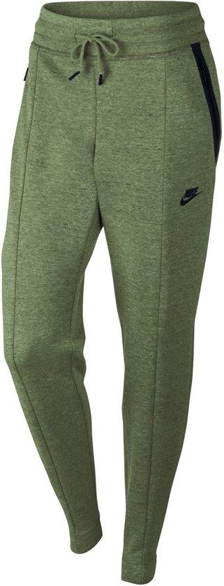 Joggingbroek Dames Groen.Bol Com Nike Sportswear Tech Fleece Jogger Sweatpant Dames