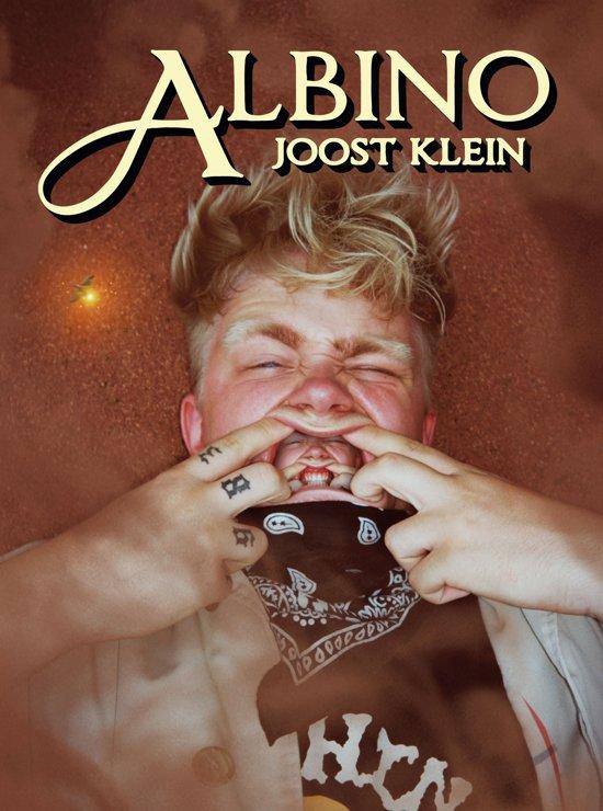 Boek cover Albino van Joost Klein (Hardcover)